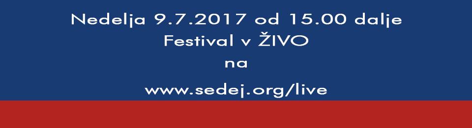 """Finalisti 47. Festivala narodno-zabavne glasbe """"Števerjan 2017"""""""