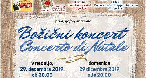 MePZ – Božični koncert v Ukvah
