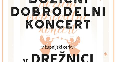 MePZ – Božični dobrodelni koncert Drežnica